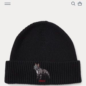 POLO RALPH LAUREN French Bulldog Hat